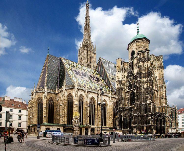 Csodás gótikus templom