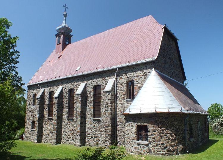 Három falu templomának is nevezik