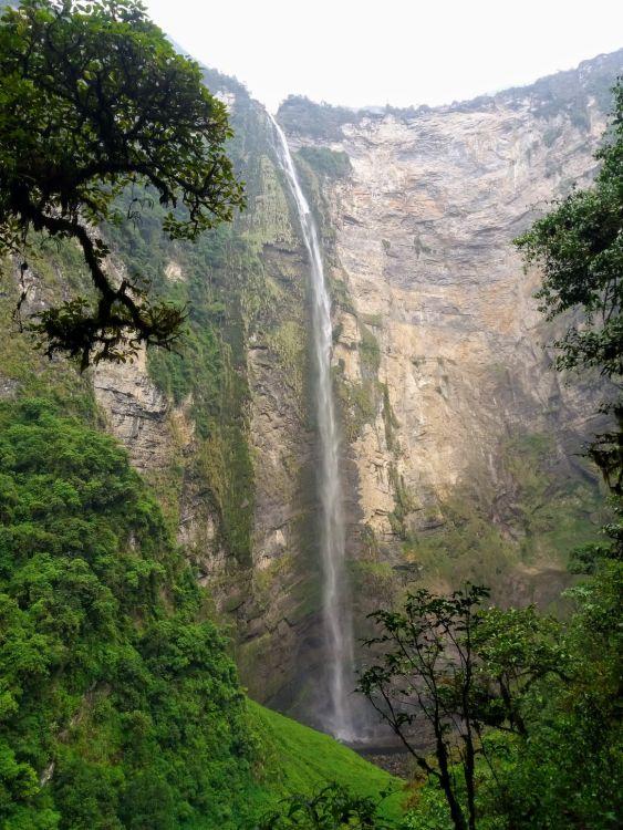 A világ egyik legmagasabb vízesése