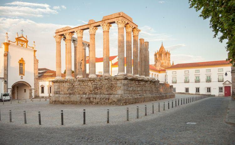 A portugál királyok egykori lakhelye sok történelmi hagyatékkal rendelkezik