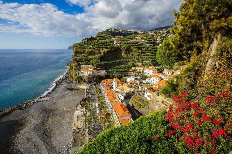 Madeira egy dzsungel és botanikus kert keveréke