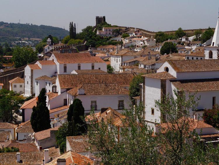 A portugál királynők városa volt