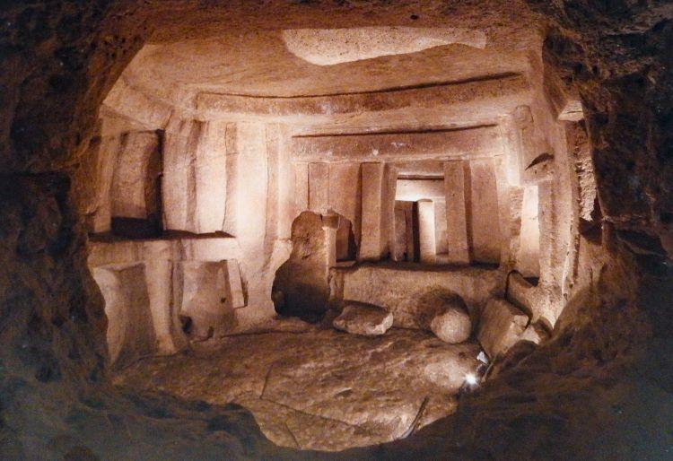 A labirintus nagyon régen készült