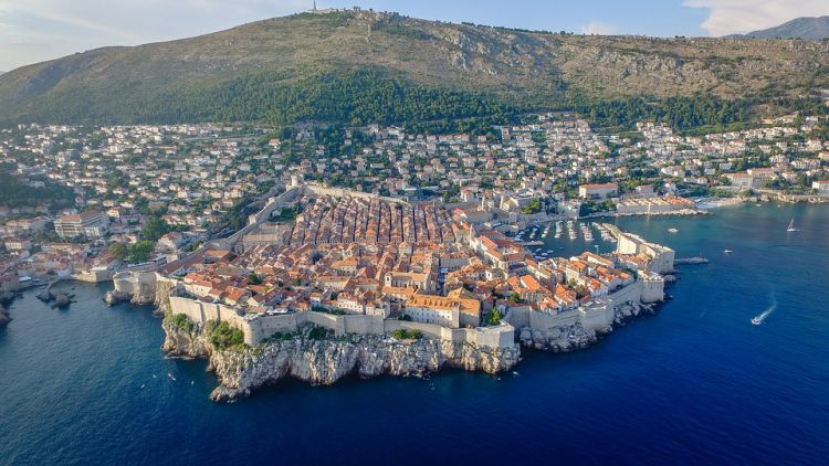 Dubrovnikot sokan a legszebb horvát városnak mondják