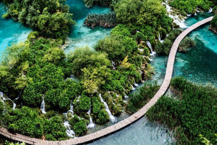 Horvátország legszebb természeti képződménye