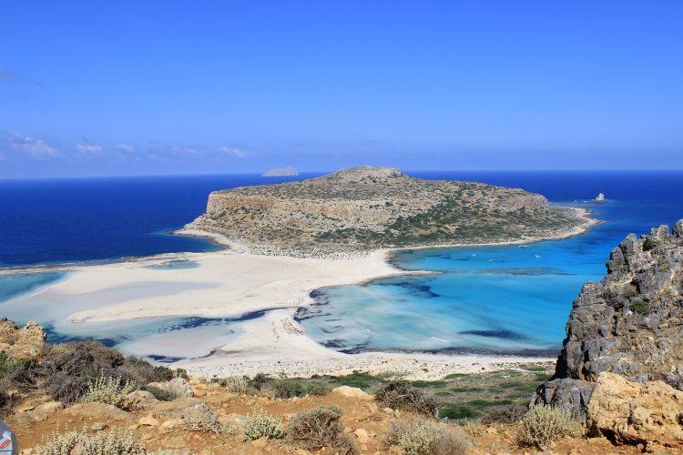 Ez csak egy tengerpart a rengeteg görög strand közül