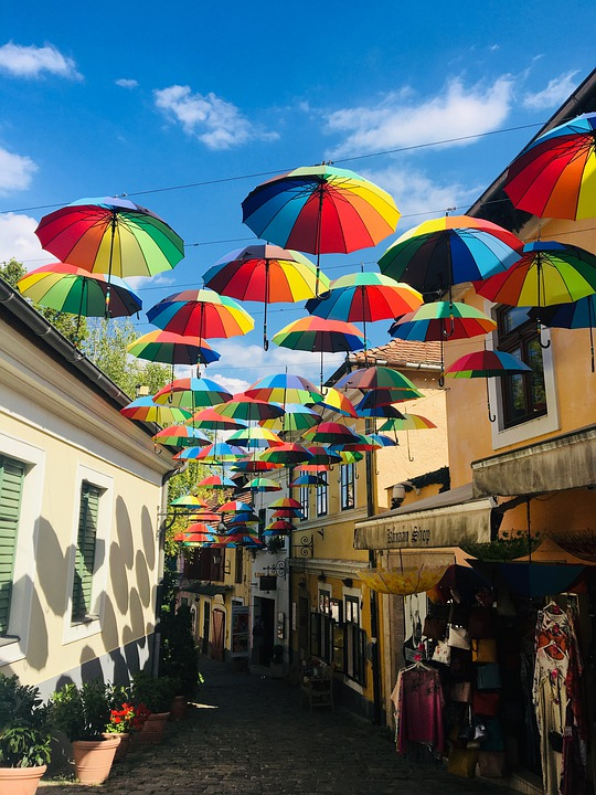 Szentendrét nem véletlenül sorolják Magyarország legszebb helyei közé