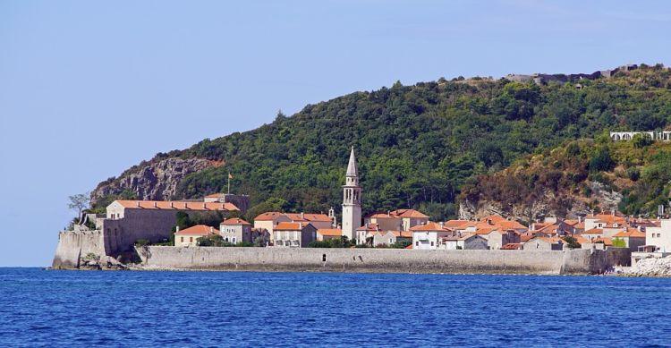 Budva Montenegró kulturális központja