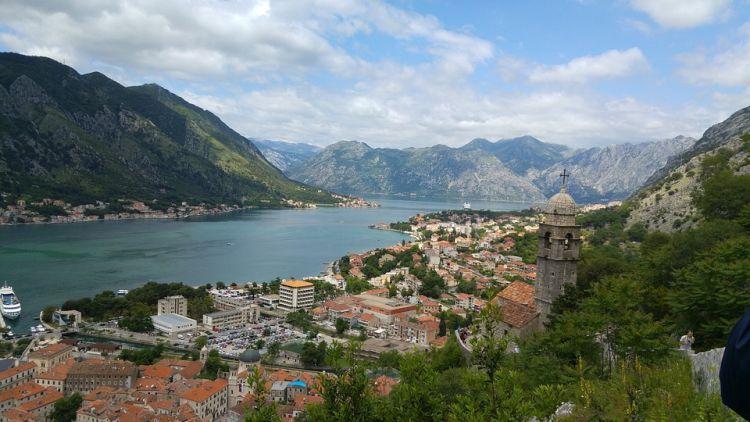 Kotor a legismertebb hely Montenegróban