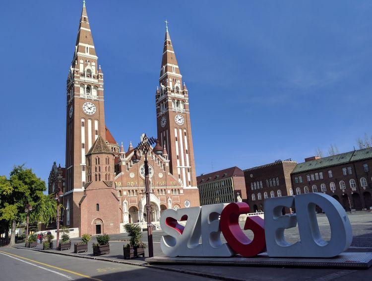 Szeged Dél-Alföld központja