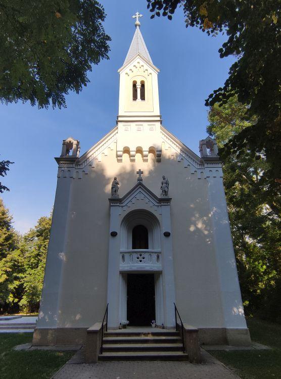 A máriakálnoki templom ősi búcsújáró hely